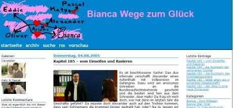 Bianca Blog
