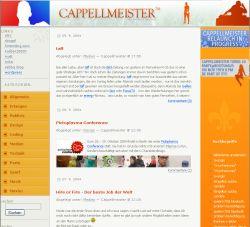 Cappellmeister.com