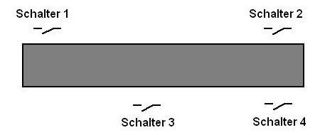 Flurschalter