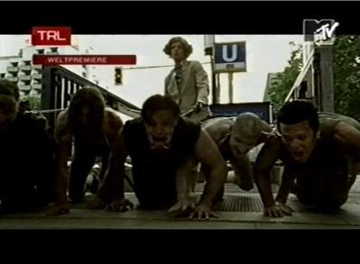 Rammstein Mein Teil Ausschnitt aus Video