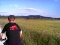 Berg Hinfahrt T-Shirt