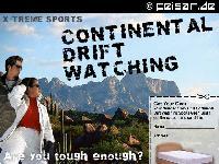 Continental Drift Watching