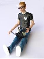 Geekman Actionfigur