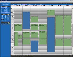 Timetable Semester 4