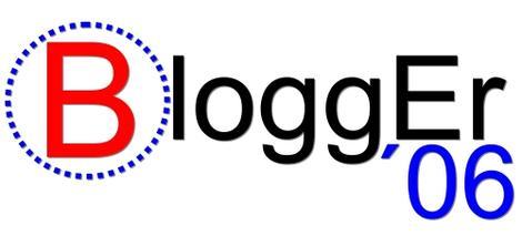 BloggER 06 Logo