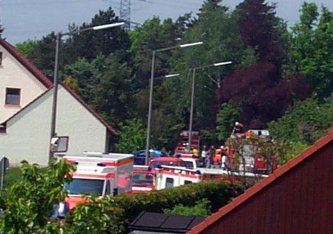 Feuerwehr in Kleinseebach