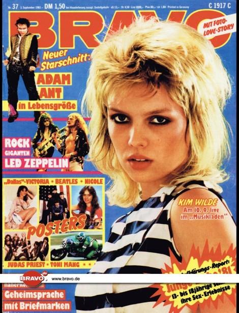 Titelbild vom 3.9.1981