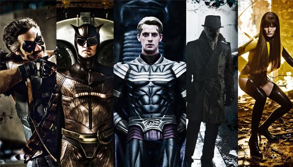 """Die """"Watchmen"""""""