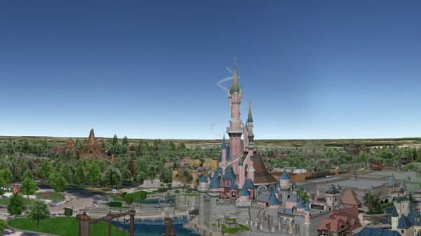 Disneyland Paris Panorama