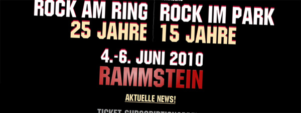 Rammstein RIP