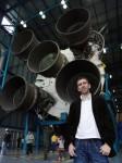 Triebwerke der Mondrakete
