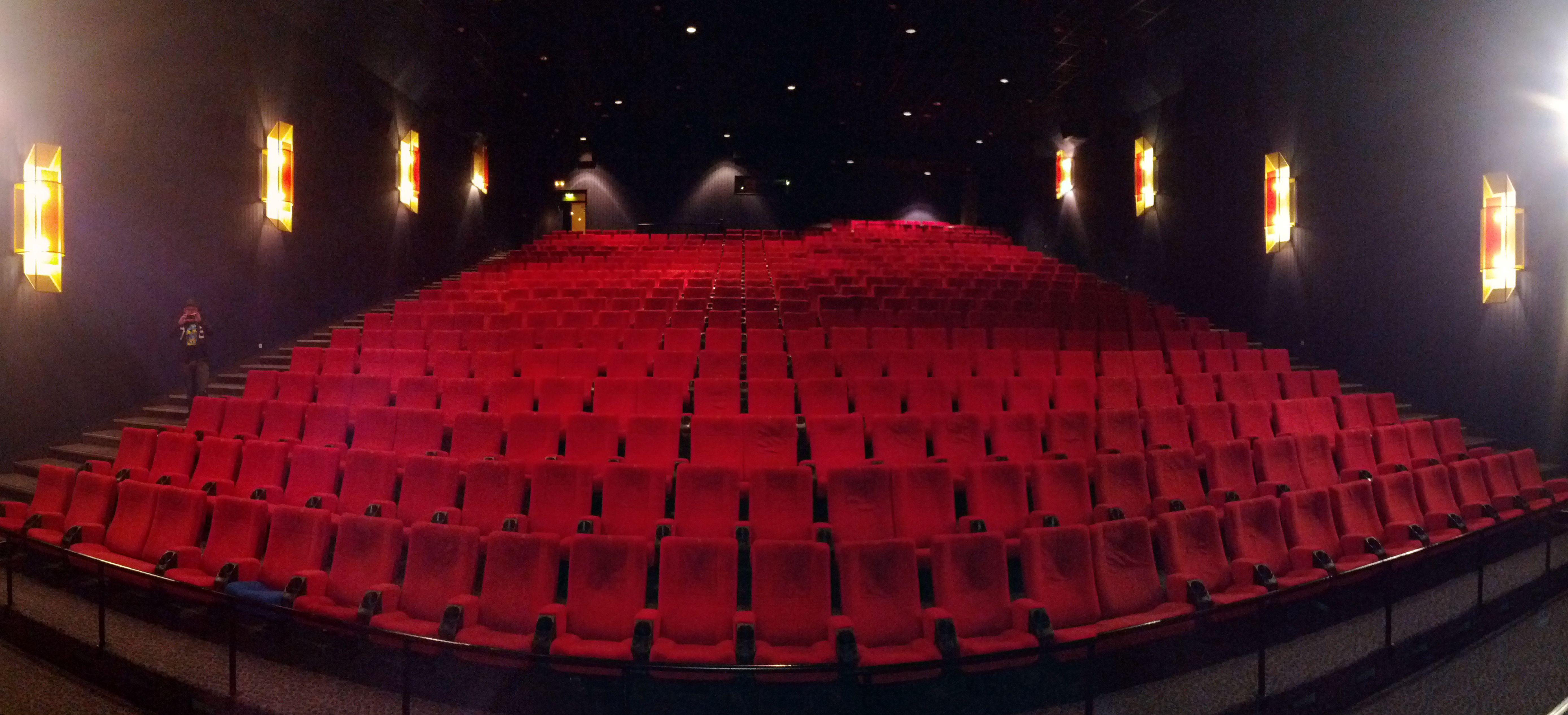 Borsighallen Kino