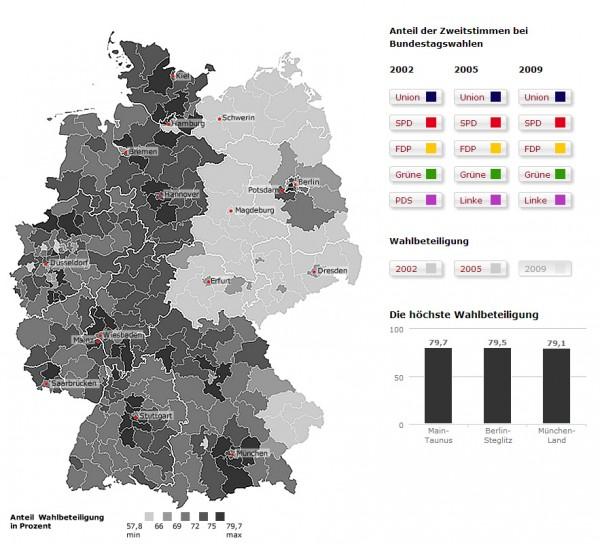 Spiegel Online Wahlbeteiligung