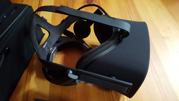 Rift CV1 Headset